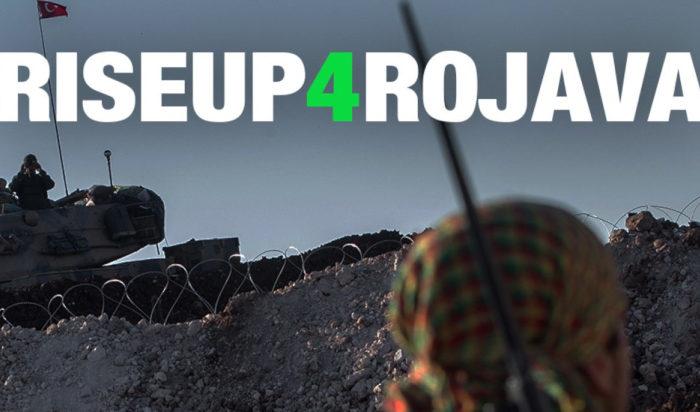 Die Revolution in Rojava verteidigen!