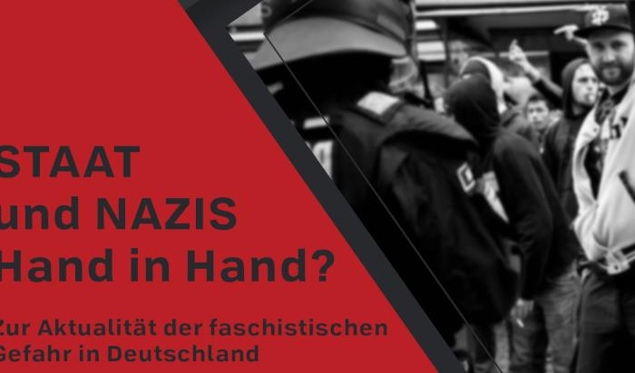 Staat & Nazis Hand in Hand?