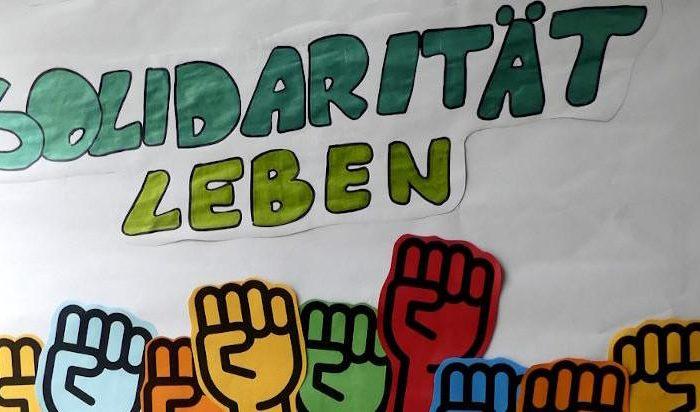 Unterstützung, Hilfe und Zusammenhalt – Projekt Solidarität leben gegründet