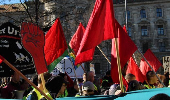 Bericht zur Demonstration gegen die Sicherheitskonferenz