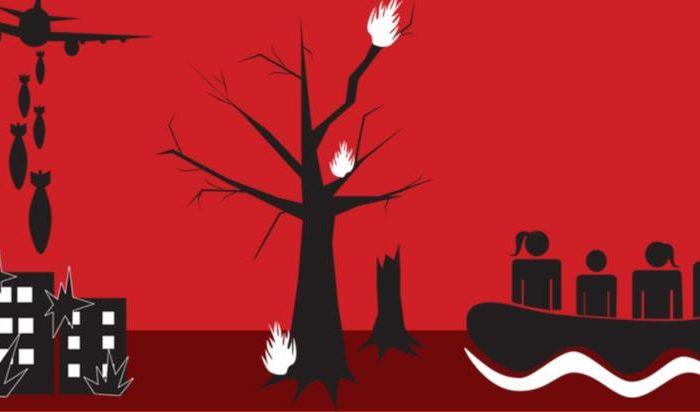 Antikapitalistischer Aufruf zur Fluchtdemo am 7. Dezember