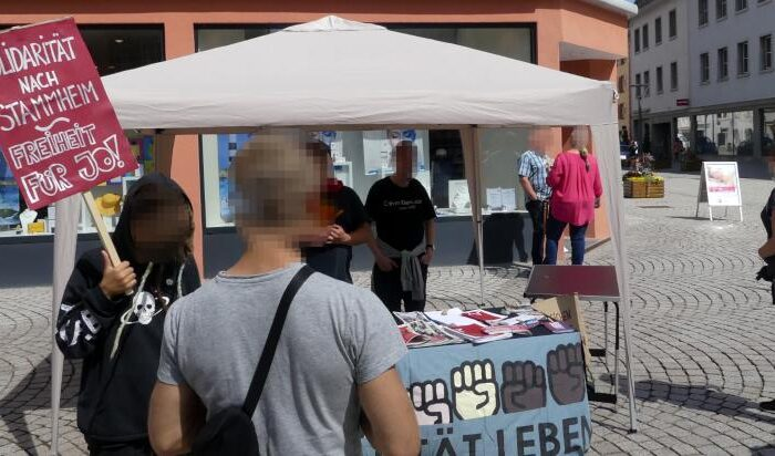 #NichtAufUnseremRücken Bundesweiter-Aktionstag auch in Villingen-Schwenningen