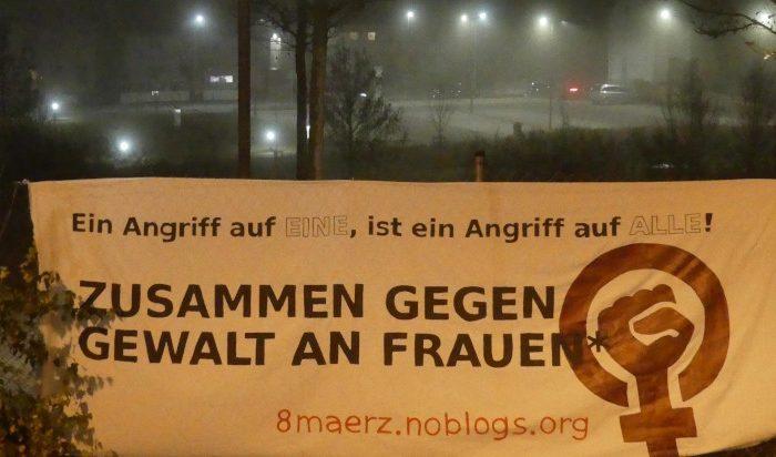 Aktionen am Tag gegen Gewalt an Frauen* in Villingen-Schwenningen